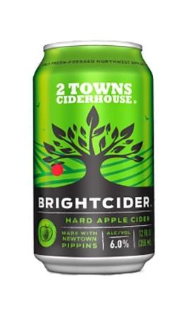 2 Towns Ciderhouse - Bright Cider - 330ml