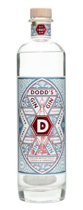 Dodd's Organic Gin - 500ml