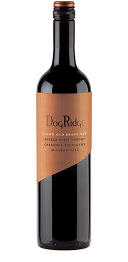 DogRidge Grand Old Brand New, McLaren Vale