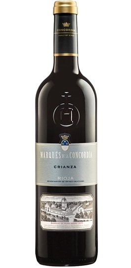Marques de la Concordia Crianza, Rioja