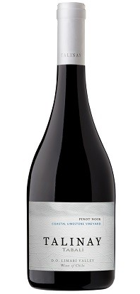 Talinay Pinot Noir, Limari Valley, Chile