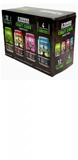 2 Towns Ciderhouse - Variety Pack - 355ml [case of 12]