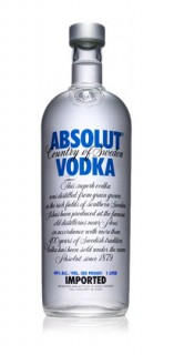 Absolut Vodka - 1Litre