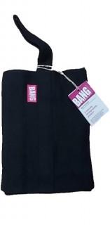 Bang Jute Bag, Double - Black