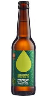 Big Drop Non-Alcoholic Paradiso Citra IPA - 330ml