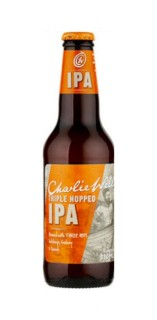 Charlie Wells Triple Hopped IPA - 330ml (min order quantity = 12 bottles)