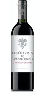 Les Charmes de Grand Corbin AOC Saint Emilion, Bordeaux, France