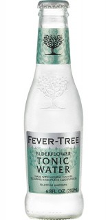 Fever Tree Elderflower Tonic Water 200ml