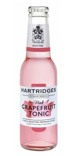 Hartridges Pink Grapefruit Tonic Water 200ml