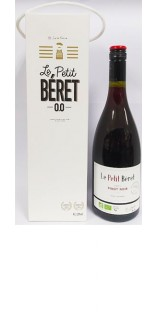Le Petit Beret, Profil Pinot Noir, France with GIFT BOX