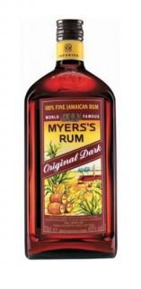 Myers's Dark Rum - 1Litre