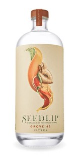 Seedlip Grove 42, Distilled Non-alcoholic spirit - 700ml