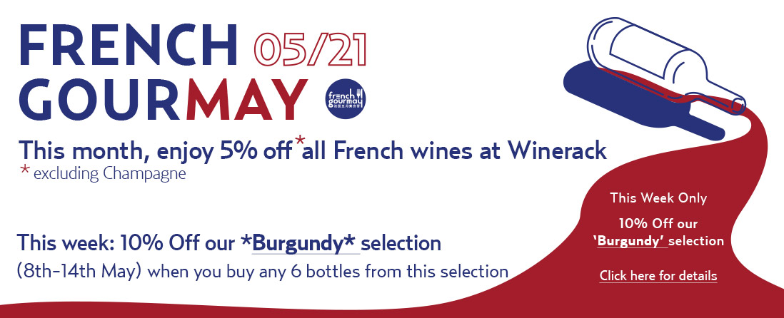 French May 2021 special offer