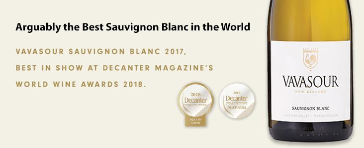 Vavasour Sauvignon Blanc 2017, Marlborough